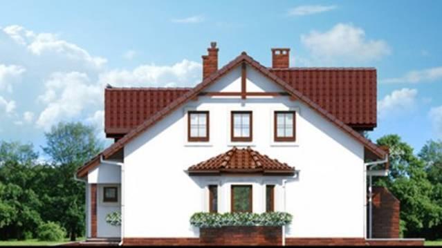 Dom Bliźniak przy ul. Rolnicza