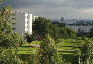 Kraków, Prądnik Czerwony