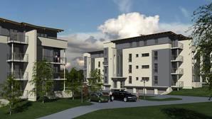 Zdjęcie inwestycji Osiedle w Chojnicach