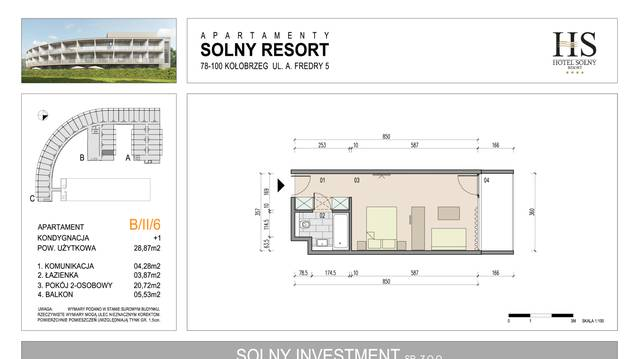Solny Resort