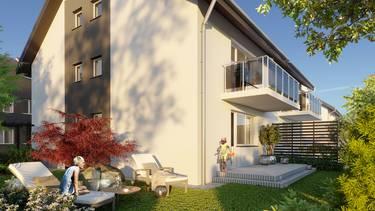 MIEJSKIE ZACISZE – mieszkania z ogródkami!