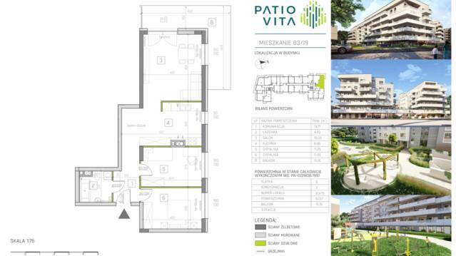 Patio Vita Etap I