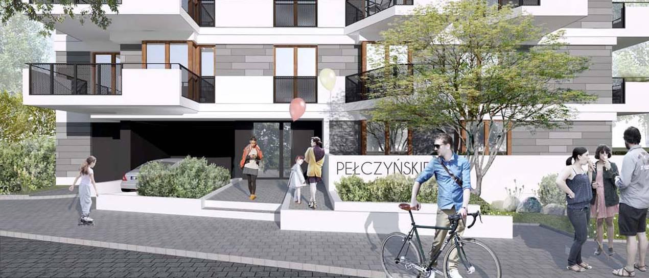 Pełczyńskiego 20C – NC Investment rusza z nowym budynkiem