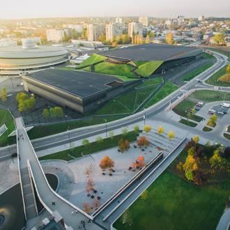 Urząd Miasta Katowice wydał decyzję o warunkach zabudowy dla projektu TDJ Estate