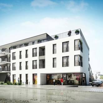"""""""Apartamenty Nowa Bonarka"""" – nowa inwestycja od Wawel Service"""