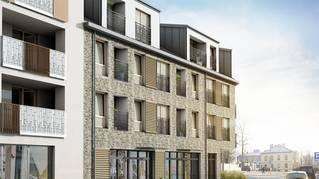 Apartamenty Centrum II - lokale użytkowe