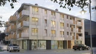 Apartamenty przy ul. Kaczyńskiego