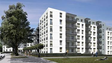 Nowe Sokolniki Budynek B2