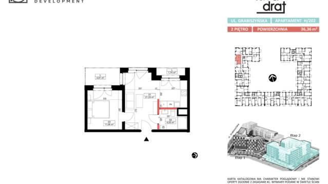 Kwadrat etap II