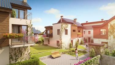Słoneczna Morena - domy