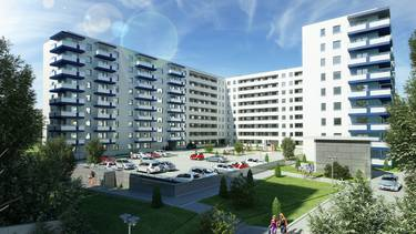 Osiedle Nowe Bojary - budynek D