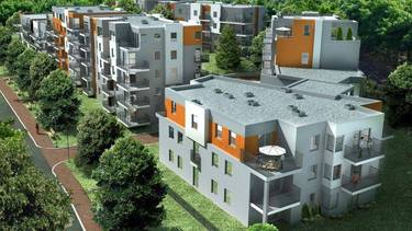 Apartamenty Kępa Redłowska