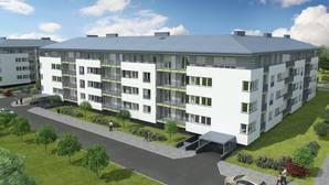 Zdjęcie inwestycji Osiedle Harmonia bud. C13
