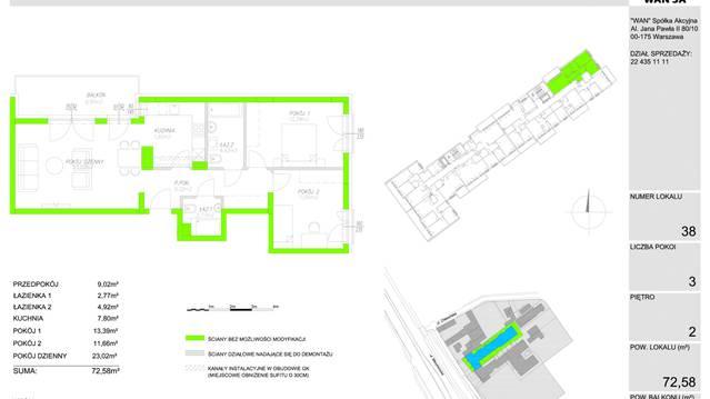 Apartamenty Marymoncka II