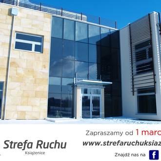 Otwarcie Centrum Sportu i Rekreacji Strefa Ruchu na Osiedlu Książenice