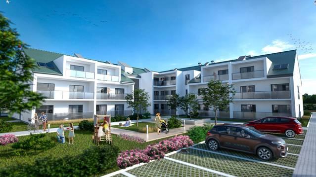 Apartamenty 100 m do plaży