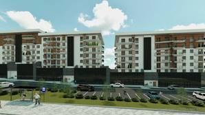 Zdjęcie inwestycji City Park - etap I