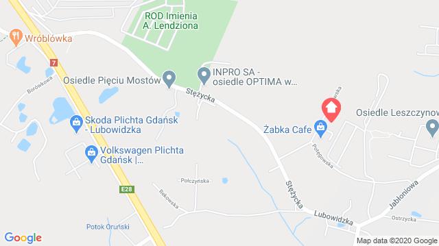 Kameralne domy w Gdańsku