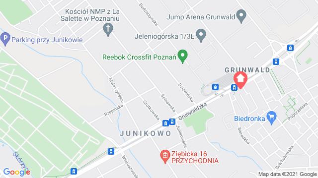 Grunwaldzka 240
