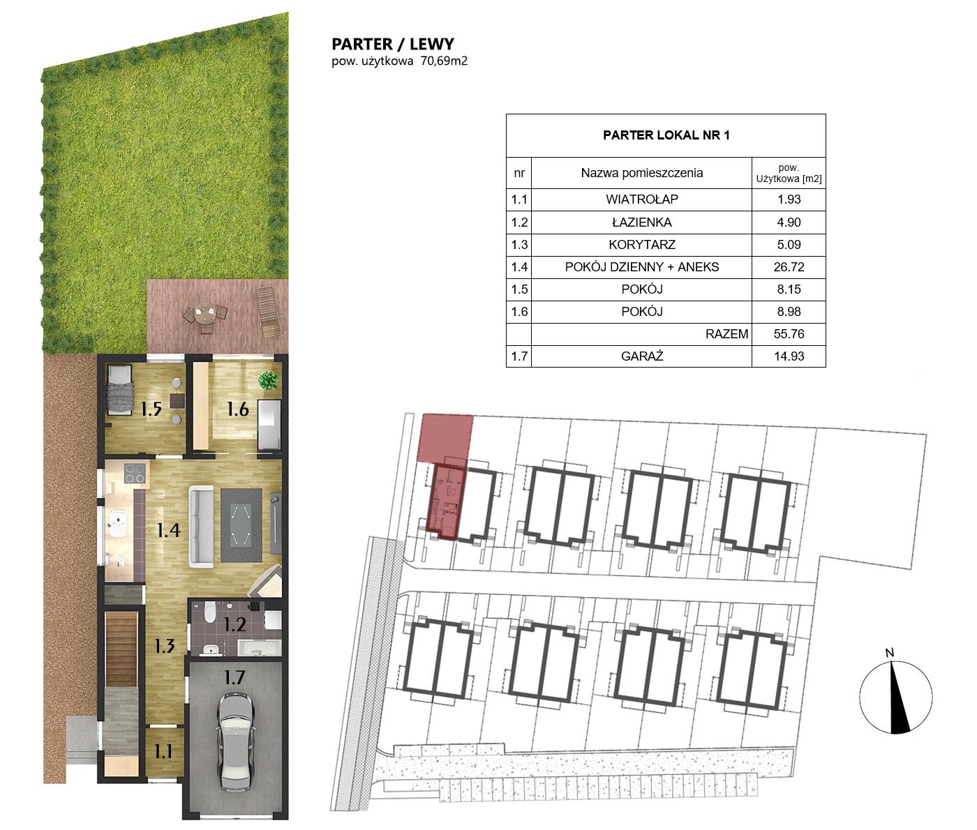 Osiedle Sosnowe  nowe mieszkania na sprzedaż Wrocław