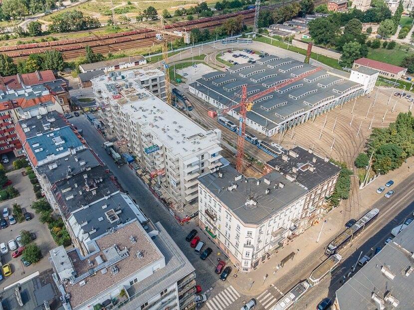 Zajezdnia Wrocław - Bouygues Immobilier Polska
