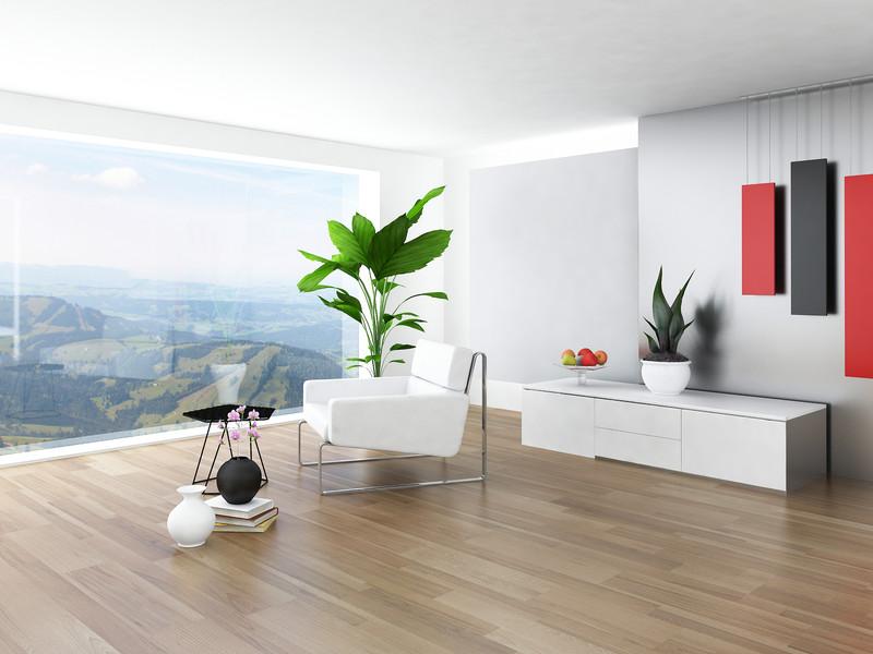 Luksusowy apartament - aranżacja