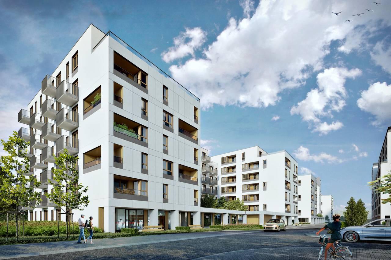 Holm House, Skanska Residential Development Poland