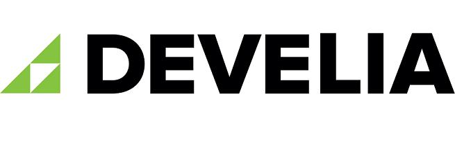 Develia - logotyp