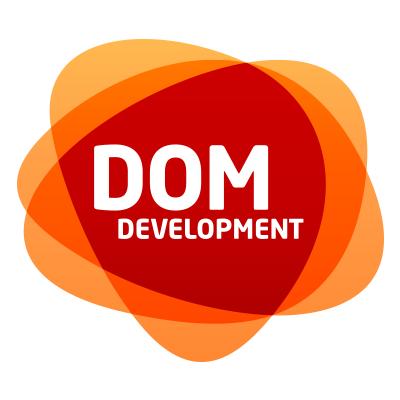 Dom Development logo