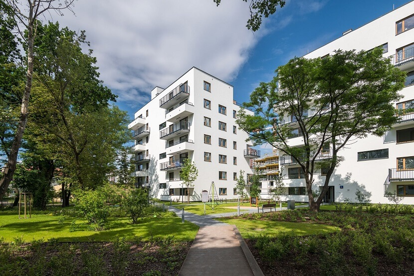 Park Skandynawia - Skanska Residential Development Poland Sp. z o.o.