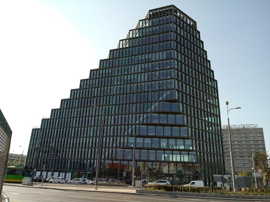 Biurowiec Bałtyk