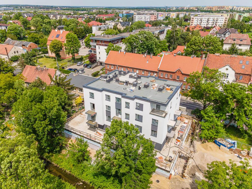 Willa nad Potokiem Wrocław