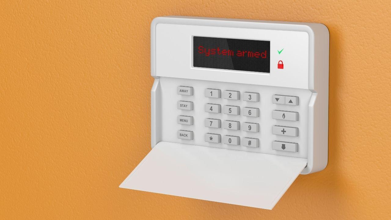 Стандартные домашние сигнализации