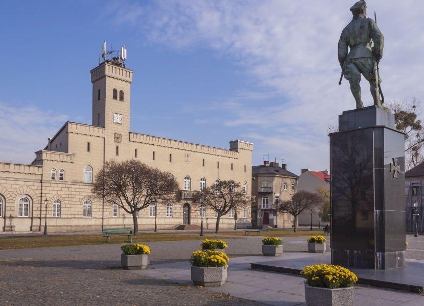 stare miasto w Radomiu