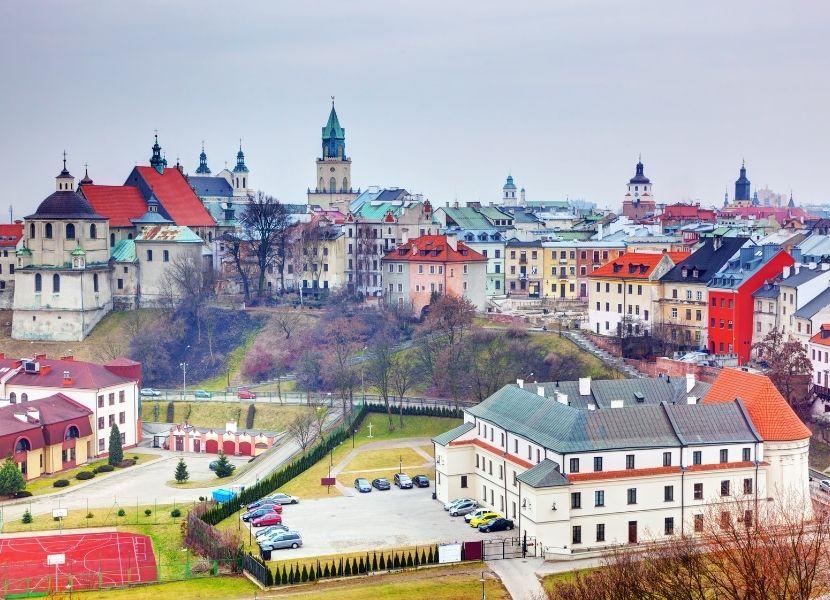 rynek nieruchomości w Lublinie