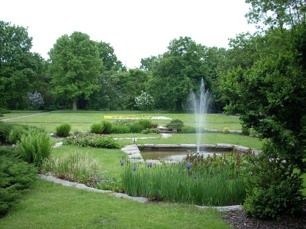 Ogród Botaniczny Poznań