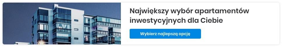 Oferta apartamentów inwestycyjnych na RynekPierwotny.pl