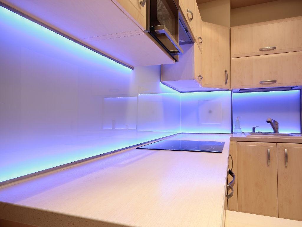 światło LED w mieszkaniu