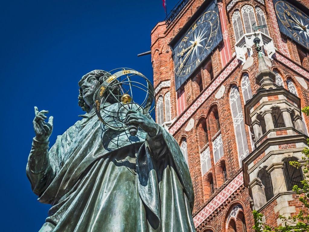 Toruń - Kopernik