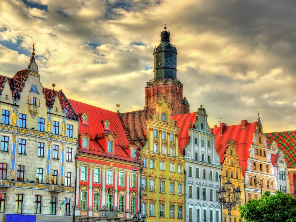 <strong>Wrocław</strong>