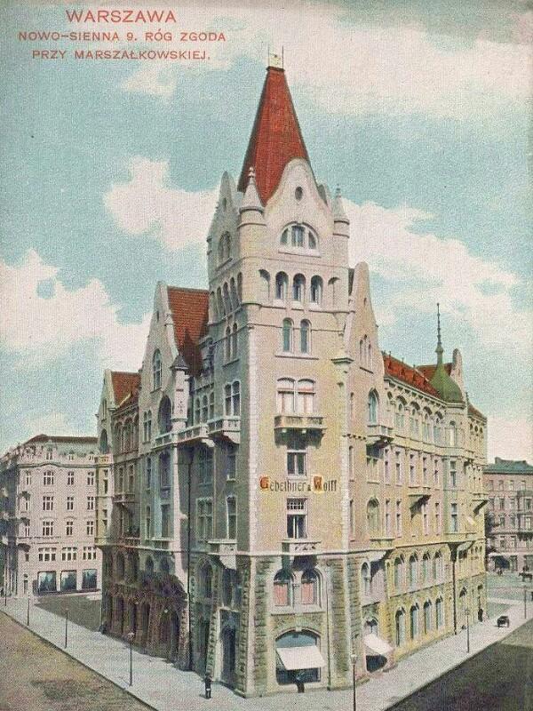 Budynek Firmy Gebethner i Wolff