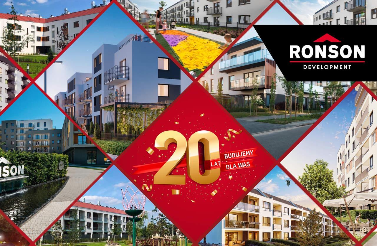 Jubileusz Ronson Development