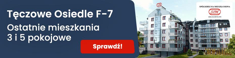 Osiedle Tęczowe - nowa inwestycja w Bydgoszczy