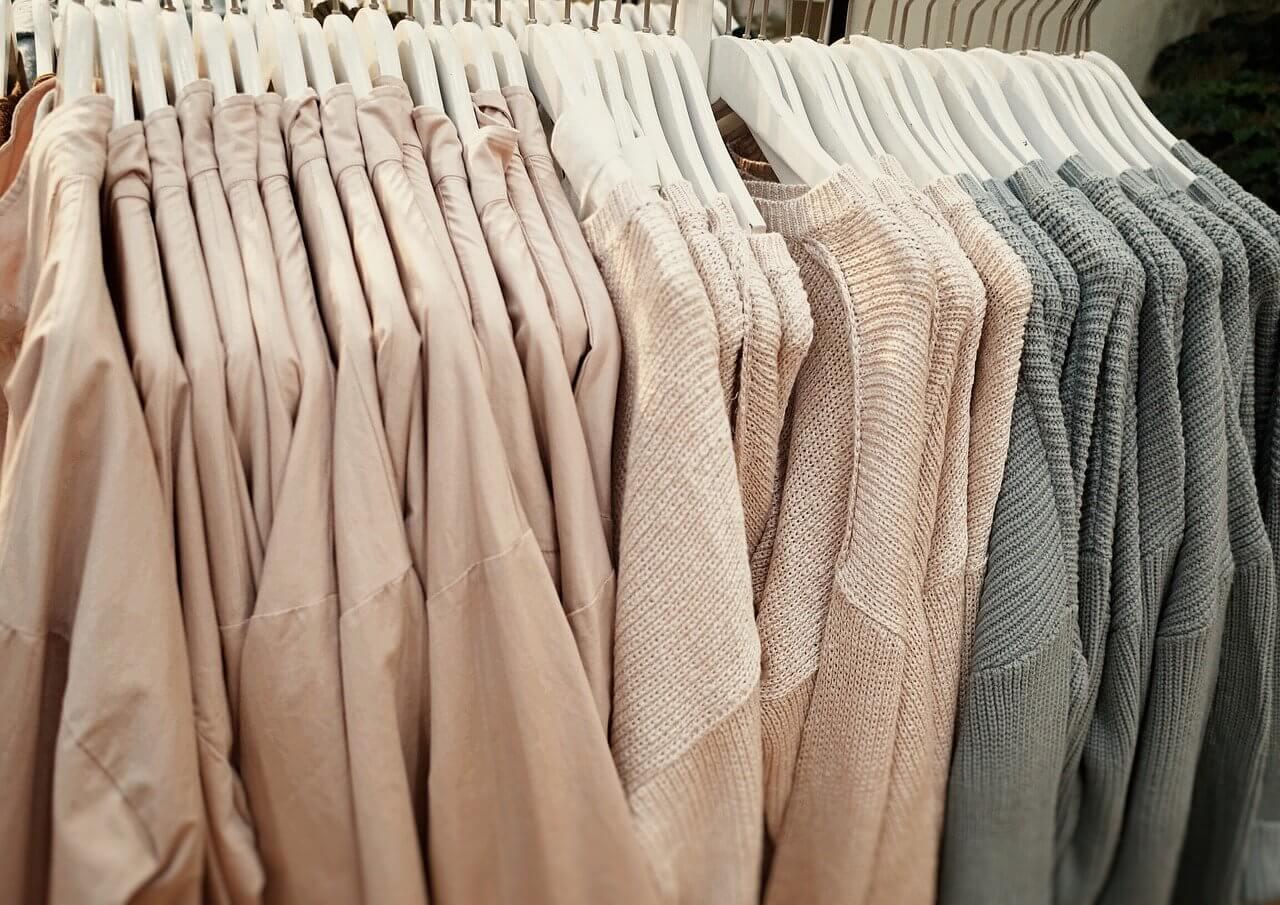 Porządki wiosenne - garderoba