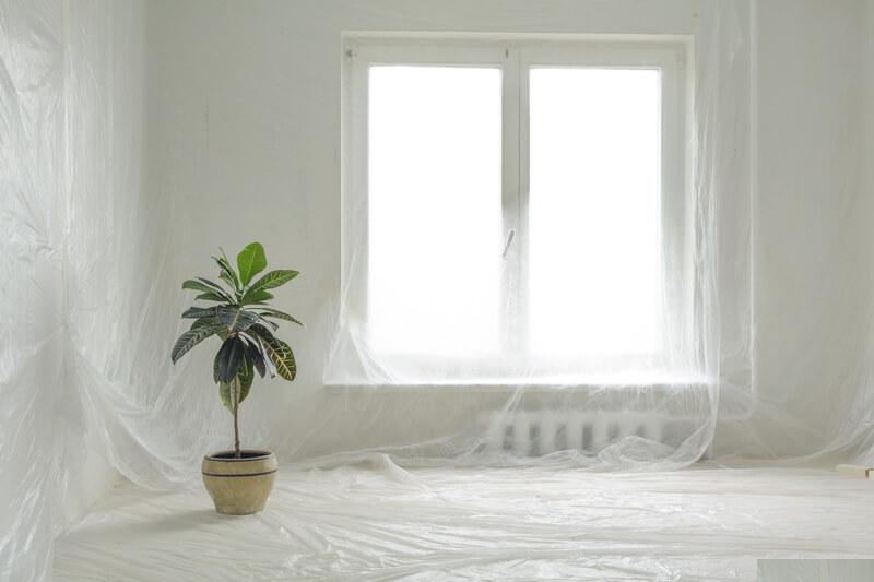 Odbiór techniczny mieszkania - okna