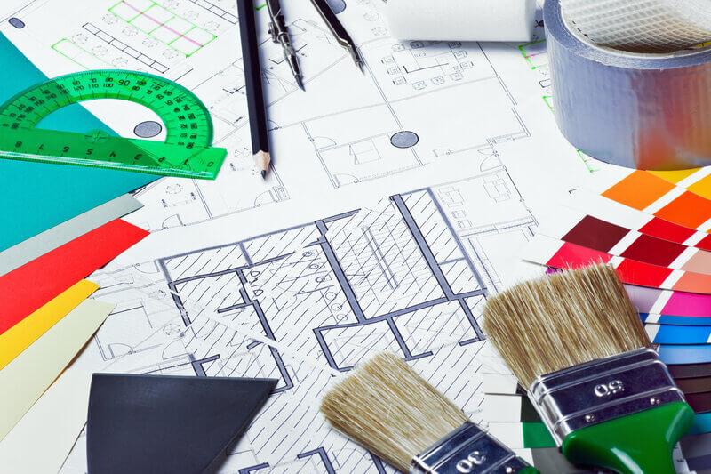 Odbiór techniczny a plan mieszkania