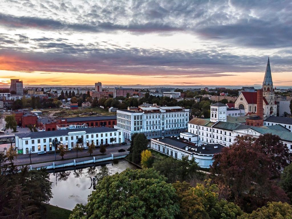 Łodź - Polska