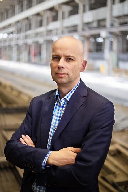Przemysław Borek - Prezes Pekabex Bet S.A.