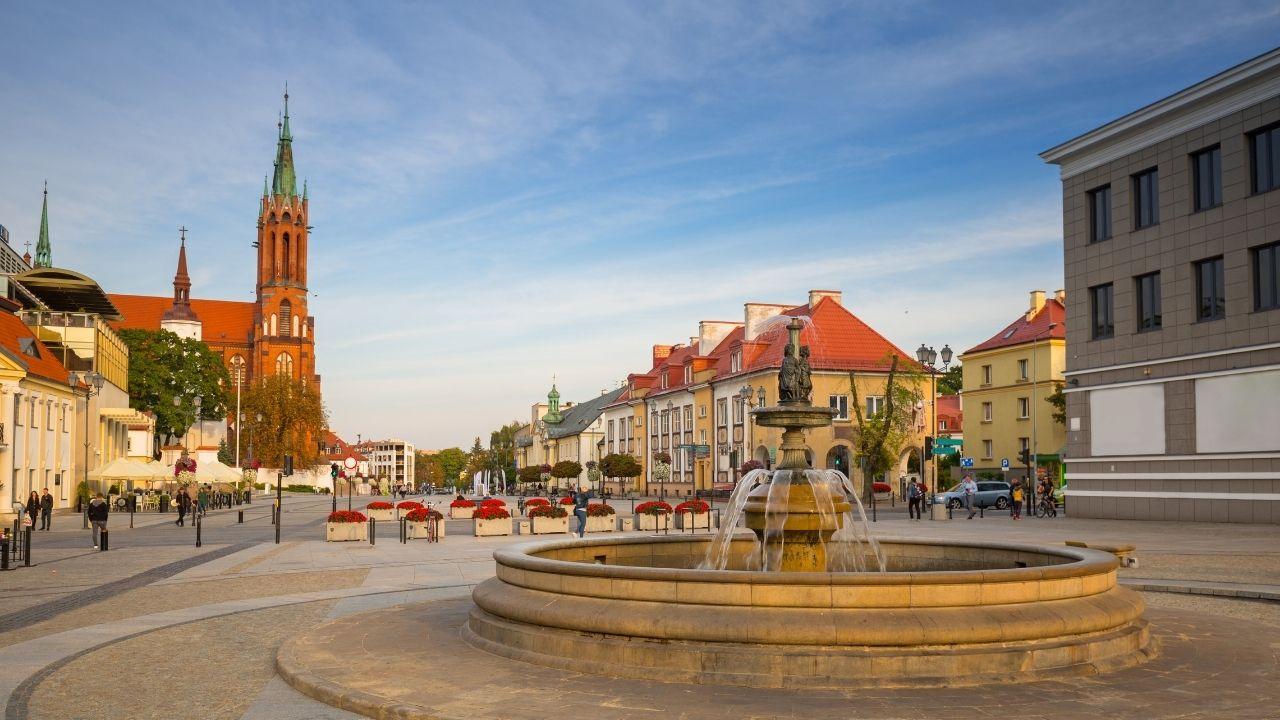 Białystok ceny mieszkań