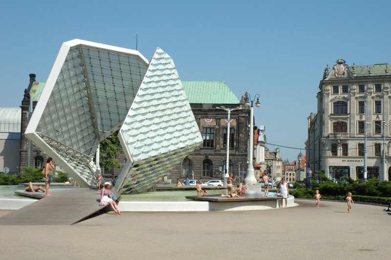 Poznań - dzielnica Stare Miasto